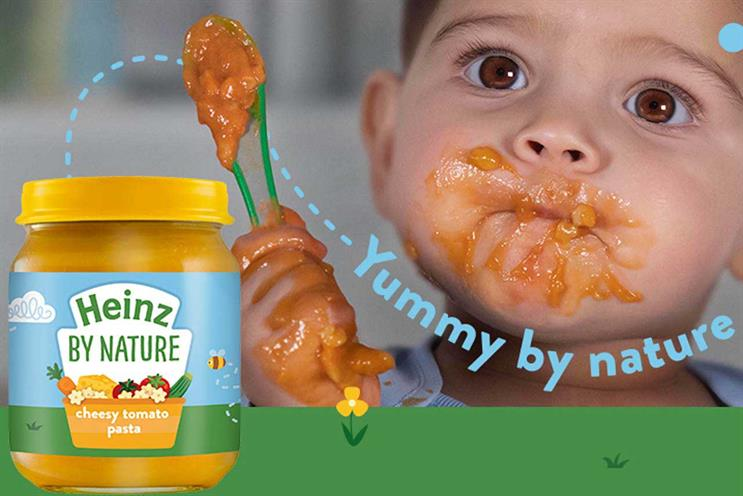 Heinz: no incumbent on baby products