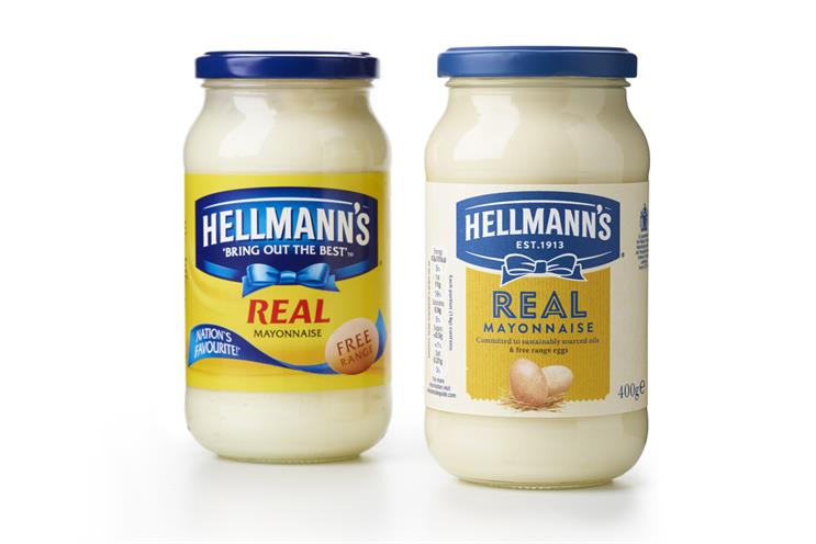 Unilever revamps Hellmann's in next phase of mayo war