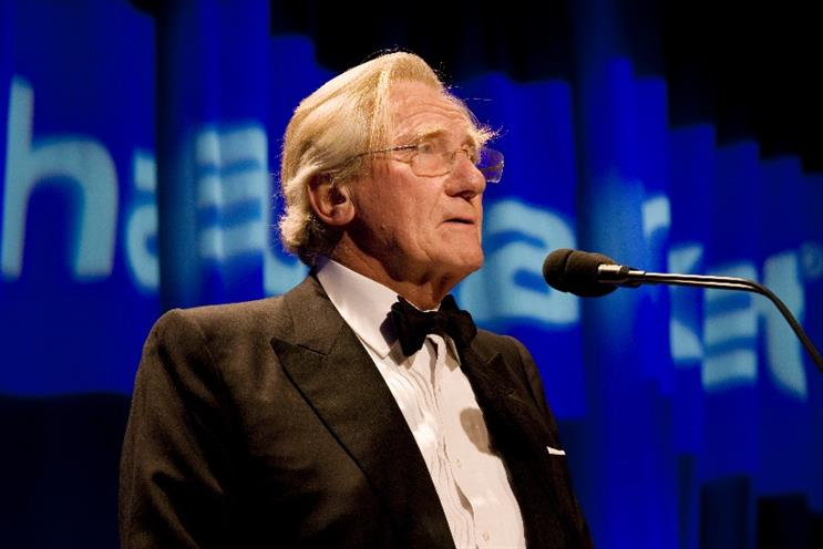 Lord Heseltine becomes seventh honorary liveryman in 40 years of Worshipful Company of Marketors