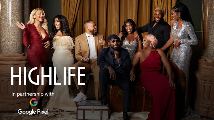 Highlife: aims to bring authentic stories of the British West African community to the screen