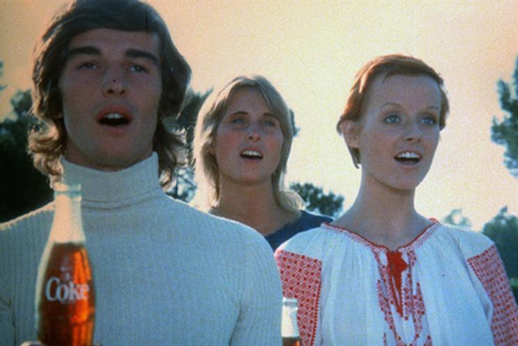 Coca-Cola's 'Hilltop' ad (1971)