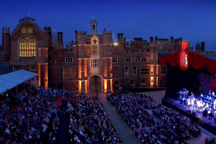 Hampton Court Palace: The Corner will handle 500th anniversary campaign