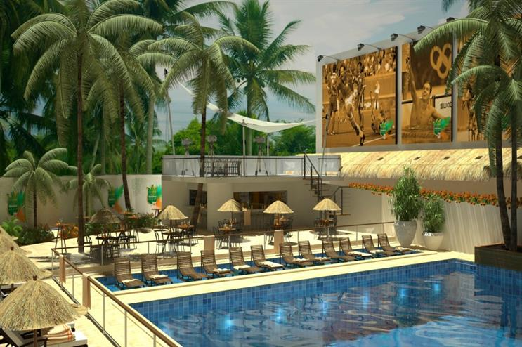 Heineken: creating a dedicated fan zone for the Summer Olympic Games