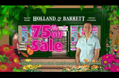 Holland & Barrett hires WCRS to ad account
