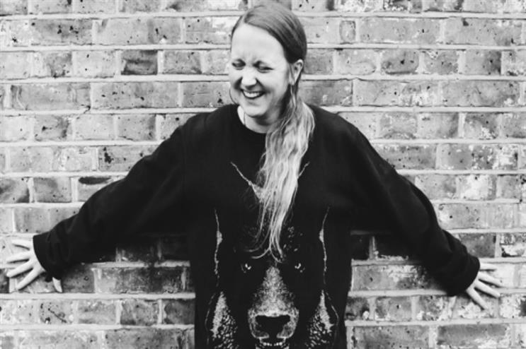 Hollie McNish: part of Asos' Supports Talent campaign