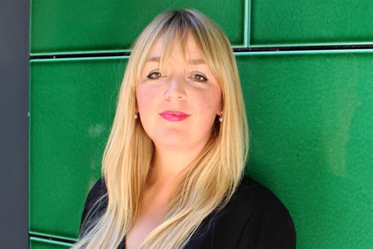 Hollie Newton: before Sunshine had worked at Grey, Wieden & Kennedy and SapientNitro