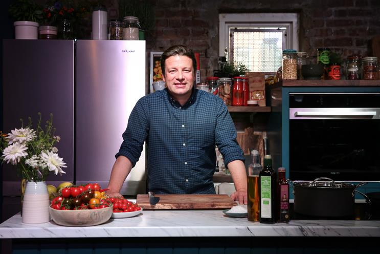 How Hotpoint turned to Jamie Oliver for food waste mission