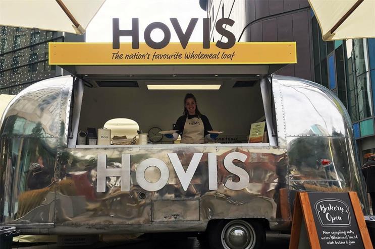 Hovis embarks on baking roadshow