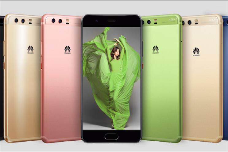 Huawei's new P10 phone