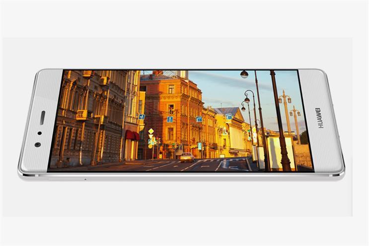 Huawei's P9 smartphone