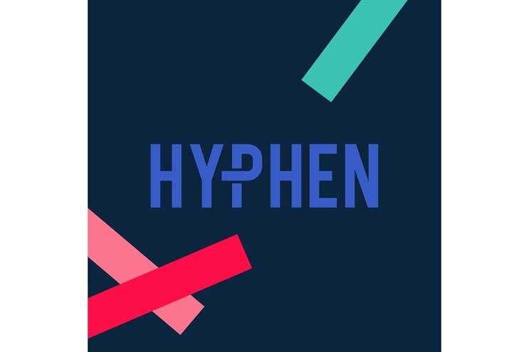 Omnicom's Cosine Group rebrands Bee to Hyphen and targets wider client base