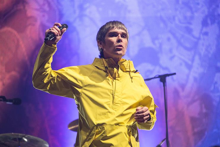 Events: Ian Brown pulled out of gig due to his vaccine views (Getty Images)