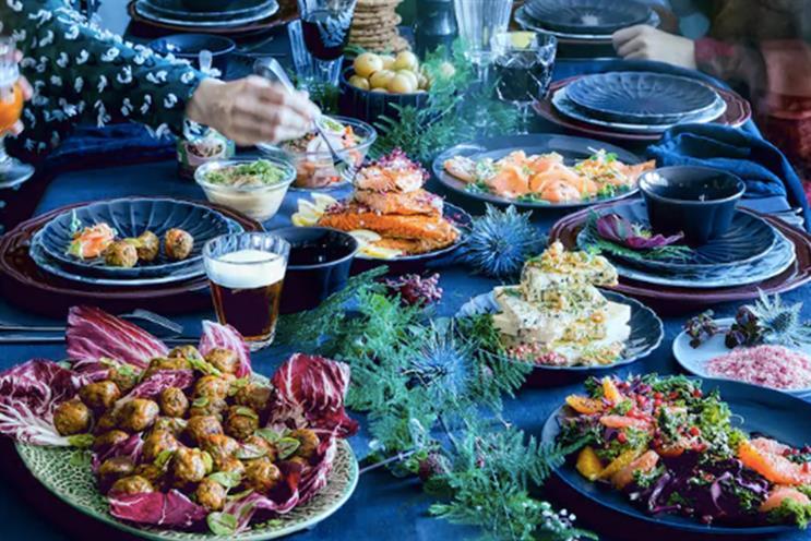 Ikea: Swedish-inspired festive food