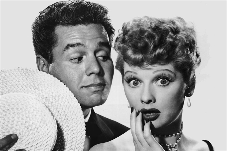 History of advertising: No 117: I Love Lucy's first episode