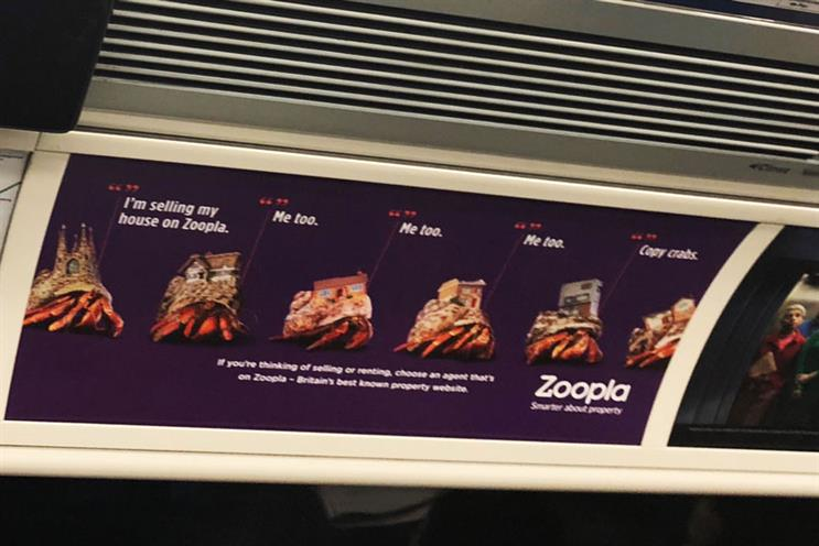 Zoopla apologises for #Metoo ad blunder