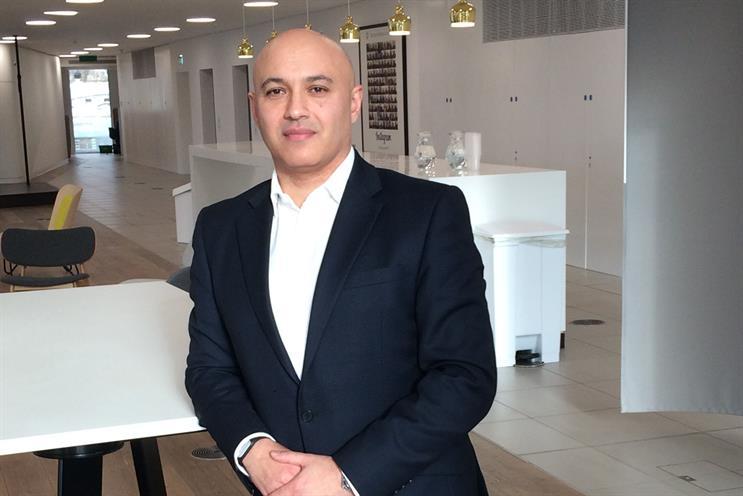 Thaer Namruti: had left Starcom Mediavest Group for Axciom in 2014
