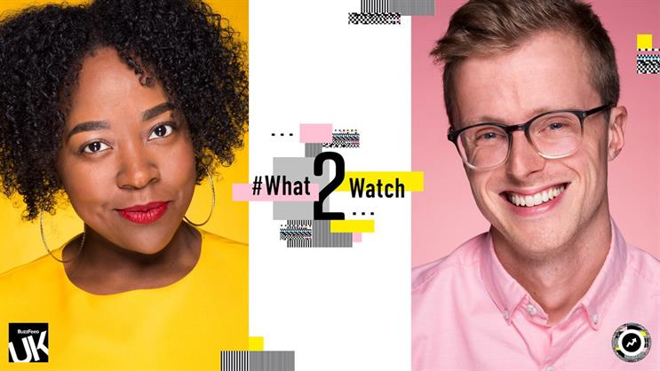 #What2Watch: presenters Dionne Grant and Scott Bryan