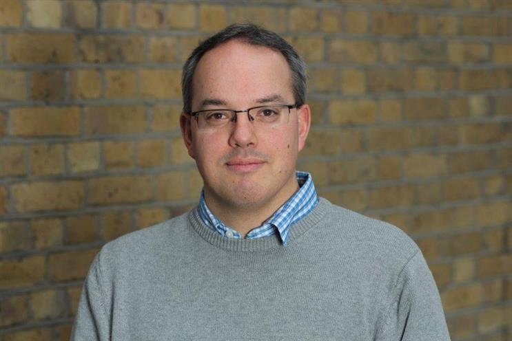 Robin Trust: MC&C's deputy MD has been made UK managing director