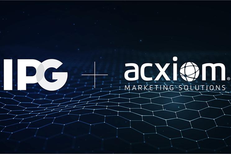 Q3 2018 M&A deals included Interpublic buying Acxiom