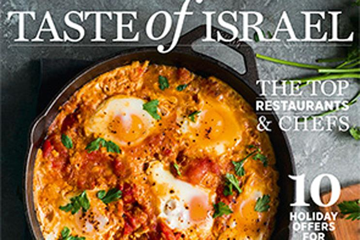 Waitrose: backlash over a supplement promoting Israel