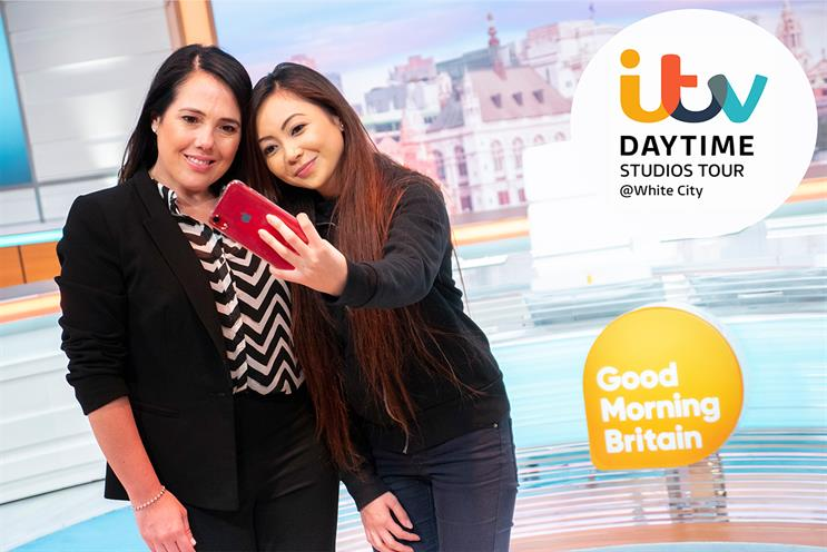 ITV Daytime Studios Tour: visitors will see sets and green rooms