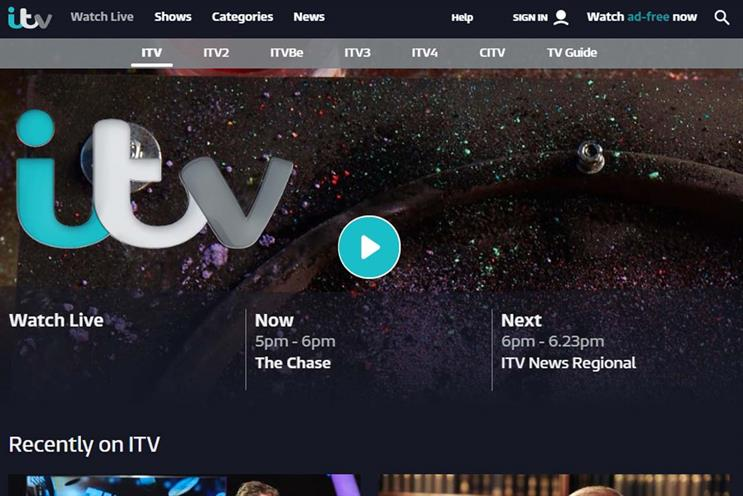 ITV Hub: BVOD platforms are generating more ad revenue than previously thought