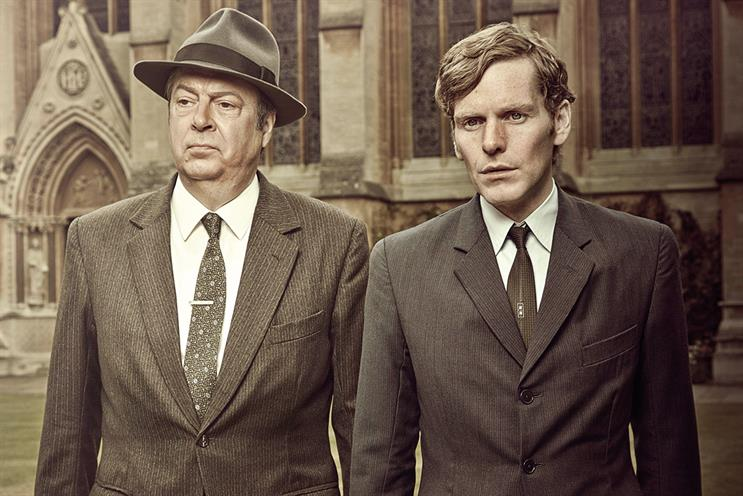 Endeavour: share deal with Dentsu Aegis is estimated to be worth £300 million a year to ITV
