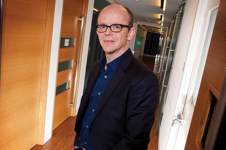 Jacob: the new EMEA chief executive describes Publicis Media as 'akin to going into McKinsey'