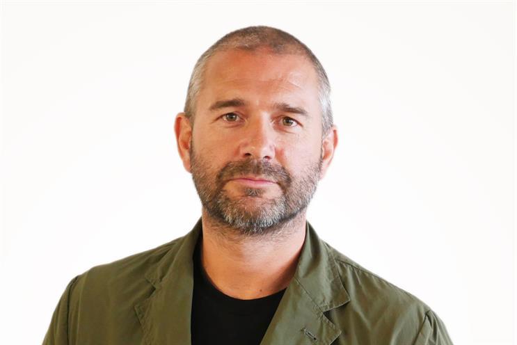Ian Millner, chief executive of Iris