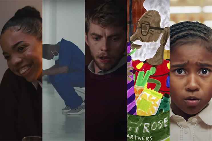 The 5 ads giving hope and humanity to a bleak year