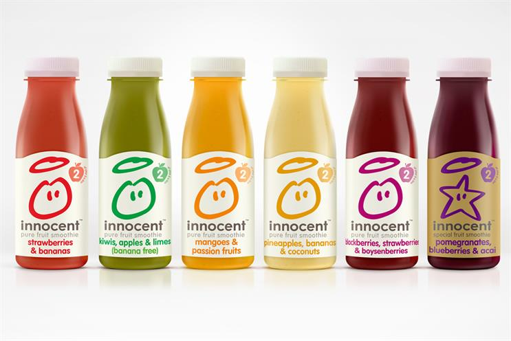 Innocent kicks off advertising contest