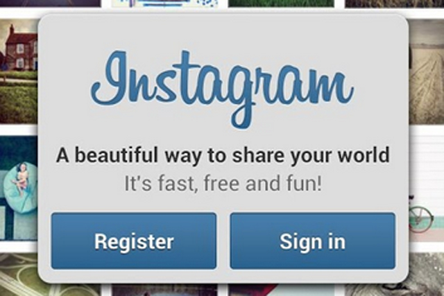 Instagram: opens up to ads