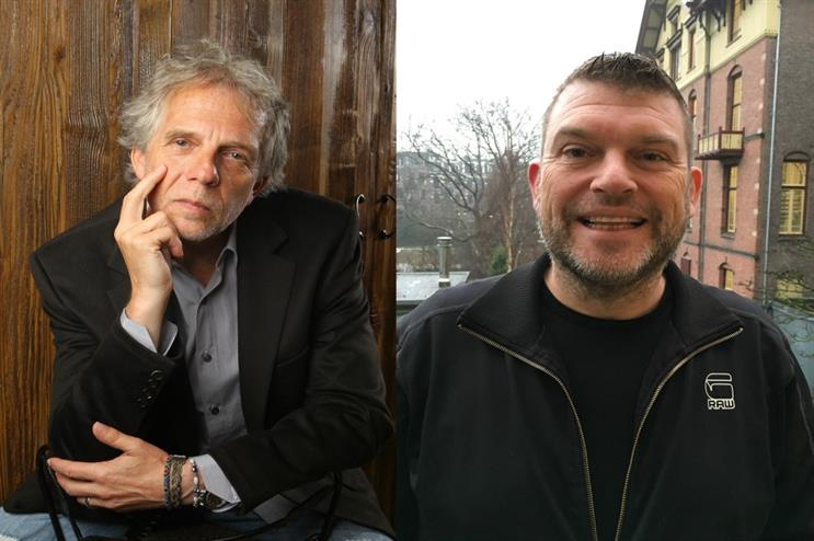 Serge Grimaux and Roland Wassink