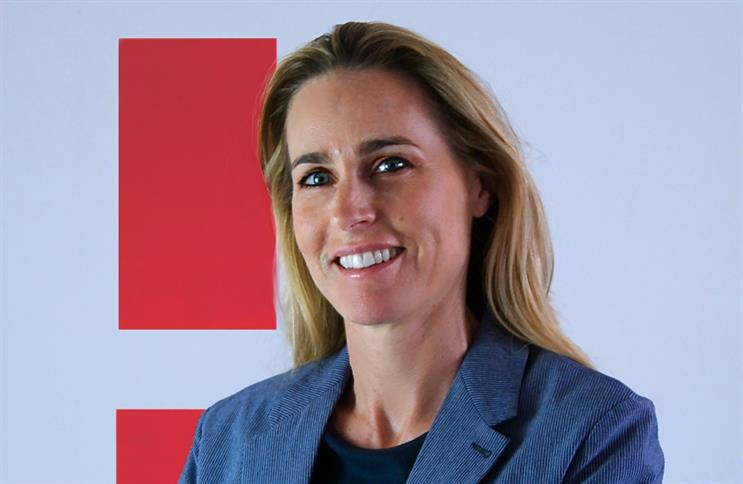 Isabelle Harvie-Watt: the chief executive officer, Havas Media Group Italy