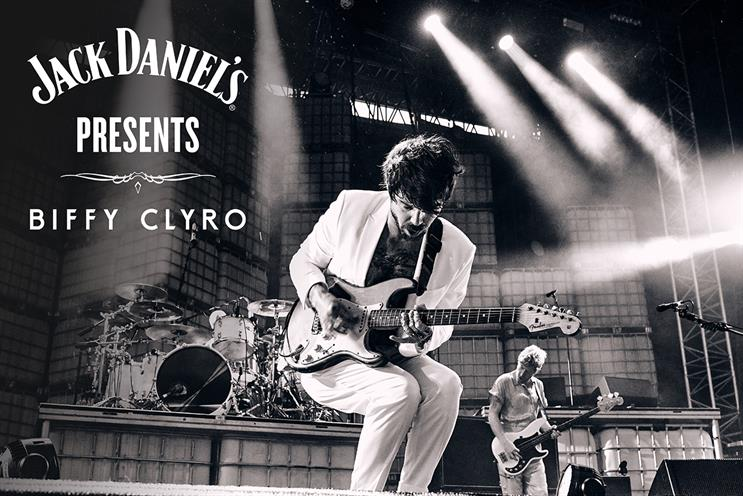 Jack Daniel's: competition found support act for Biffy Clyro