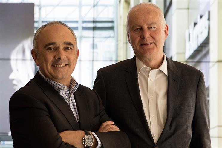 Spencer Berwin (l) and Philip Thomas