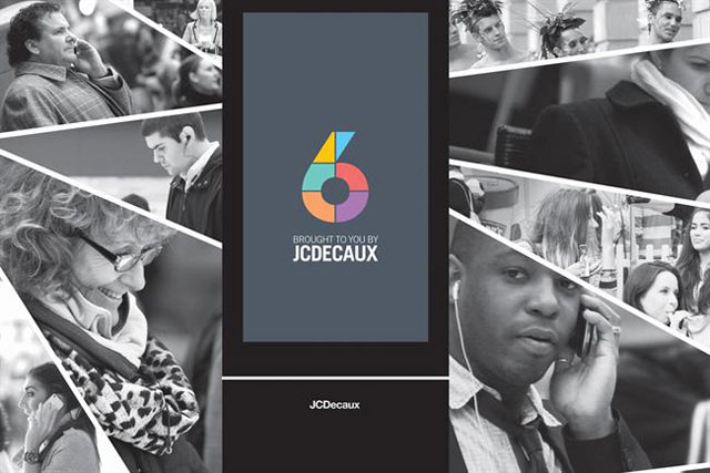 JCDecaux: launches Channel 6 network of 1,400 digital screens