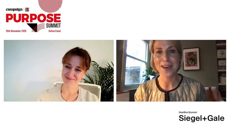 Purpose Summit: Gillard and Willan
