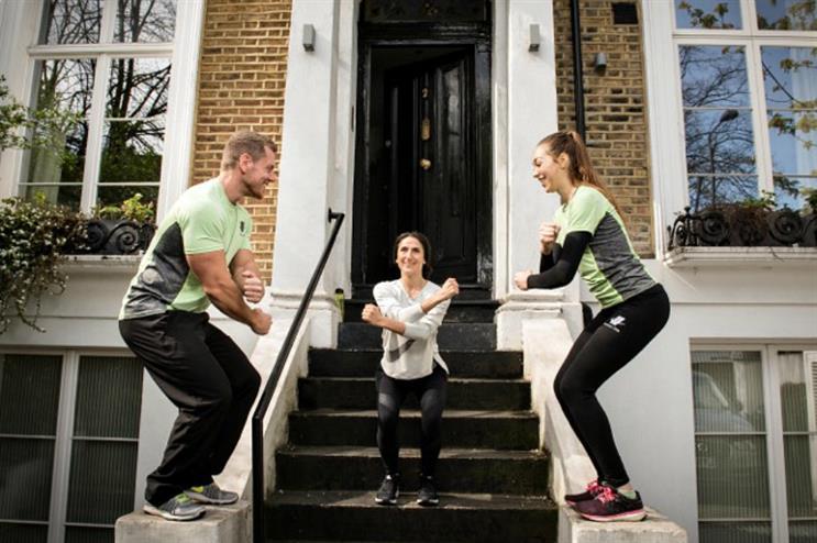 David Lloyd launches door-to-door personal training sessions