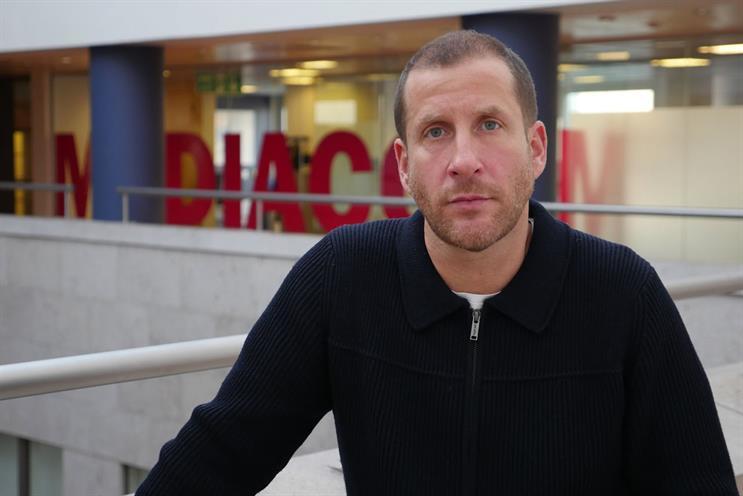 Josh Krichefski: the chief executive of MediaCom UK