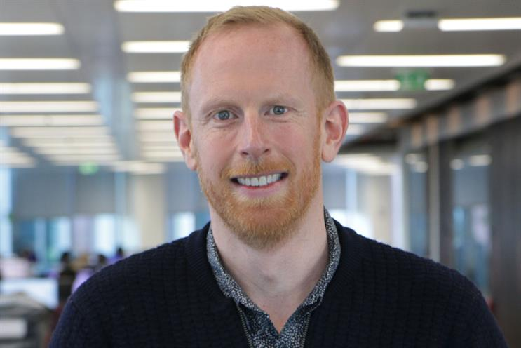 JP Cadman: head of strategic planning at Carat