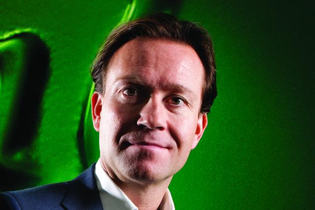 Heineken's Jacco van der Linden