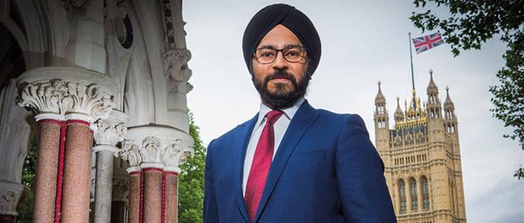 'We own the political market', says MessageSpace co-founder Jag Singh