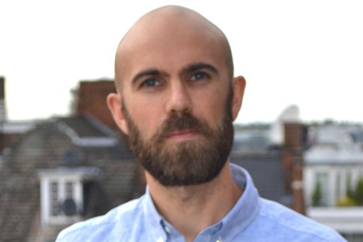 James Buchanan: newly-appointed strategy director, Razorfish