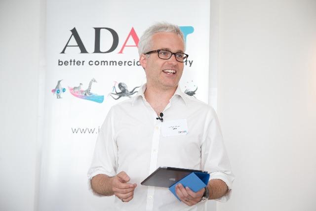 James Devon, planning director, MBA