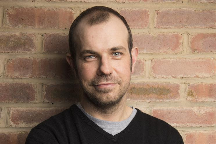 James Harris: takes newly created role at Mindshare