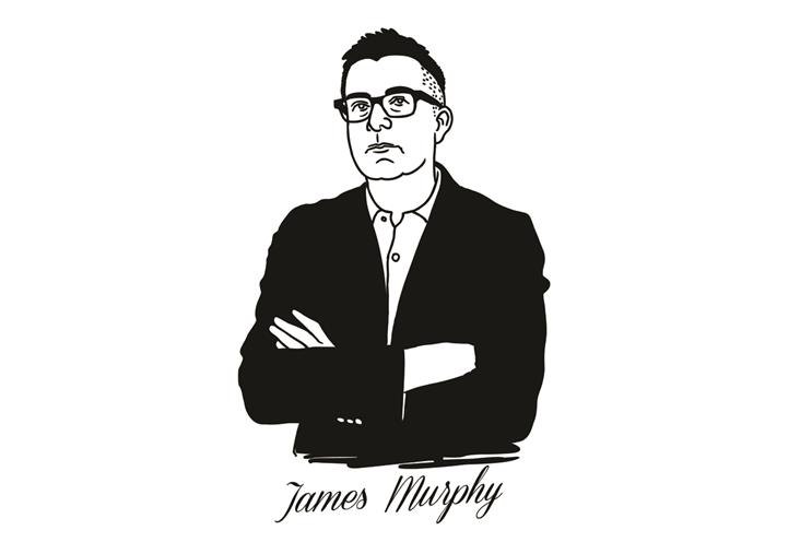 James Murphy: the chief executive of Adam & Eve/DDB