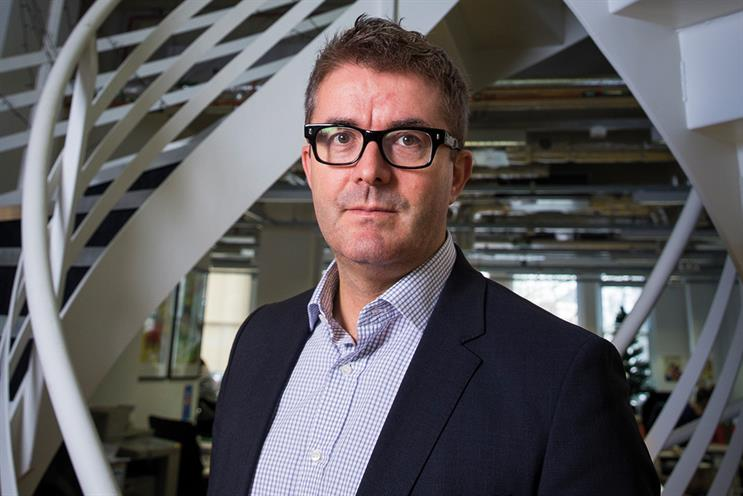 James Murphy: there's plenty at stake for UK advertising