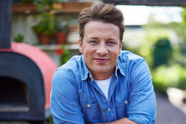 The AA's president, Andy Duncan, interviewed Jamie Oliver
