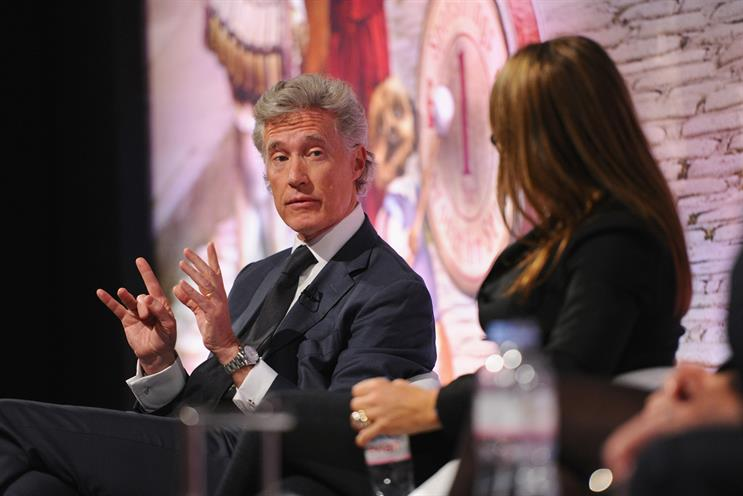 Decaux: wants greater freedom for media owners to consolidate